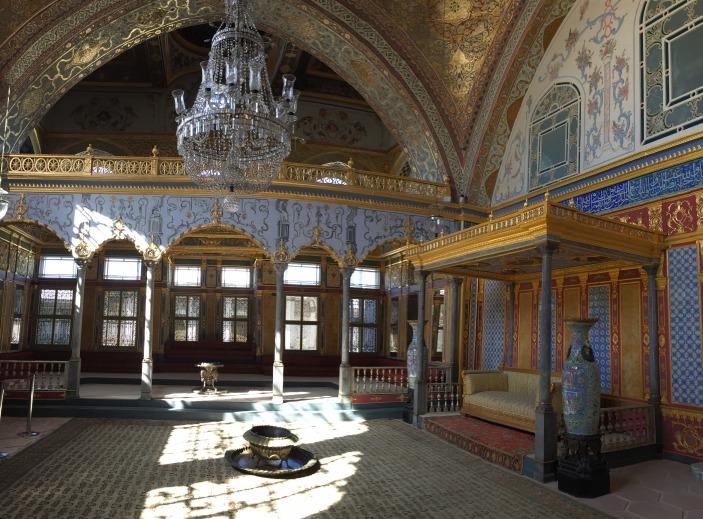 Harén del Sultán Topkapi