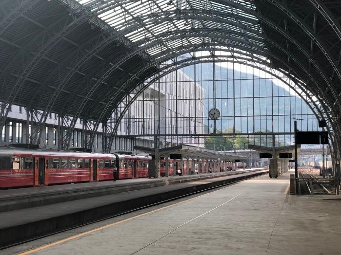 Estacion de Tren de Bergen