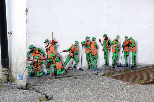 Stavanger sweepers