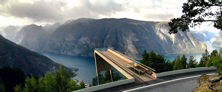Stegastein Viewpoint