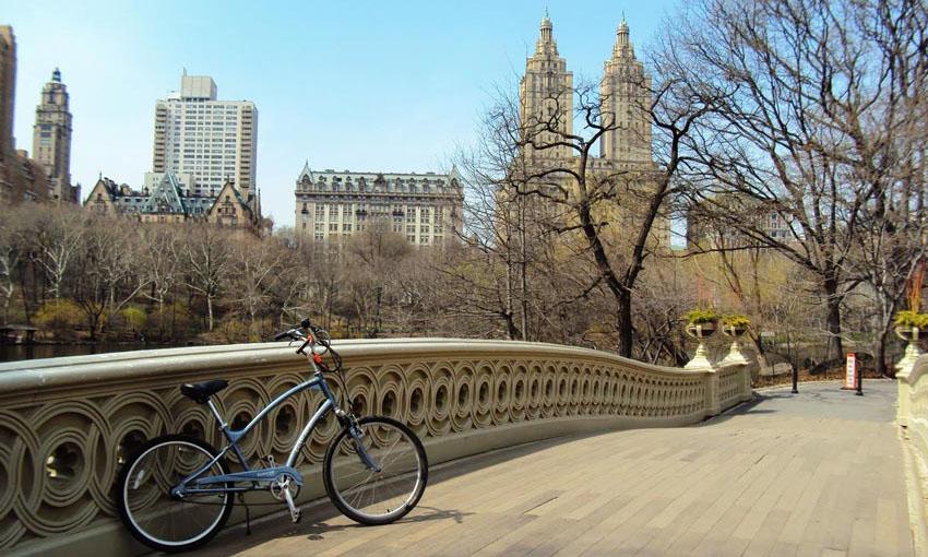 Bici Central Park
