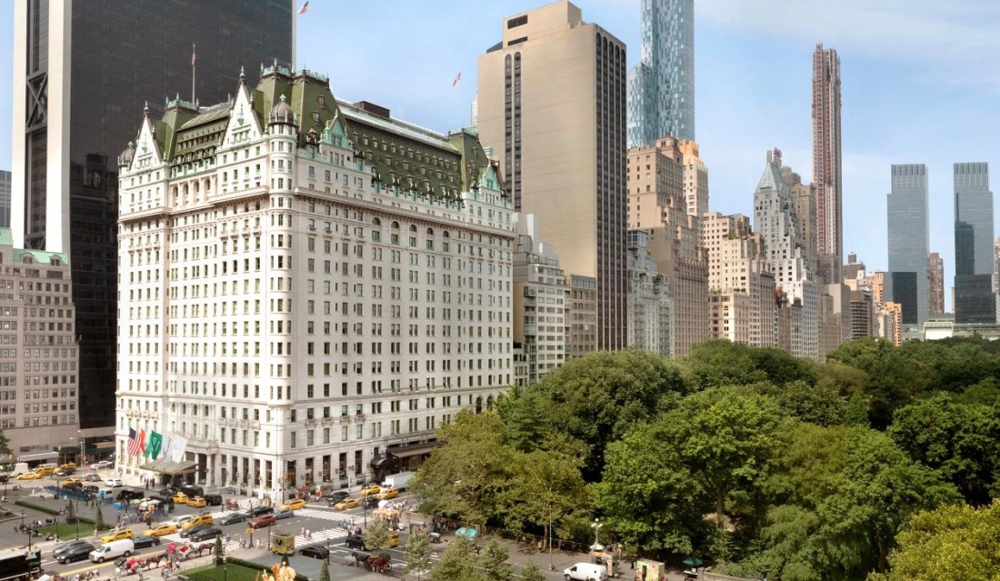 Hotel Plaza NYC