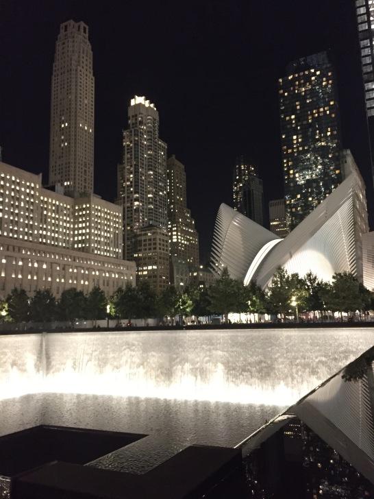 Memorial. World trade Center