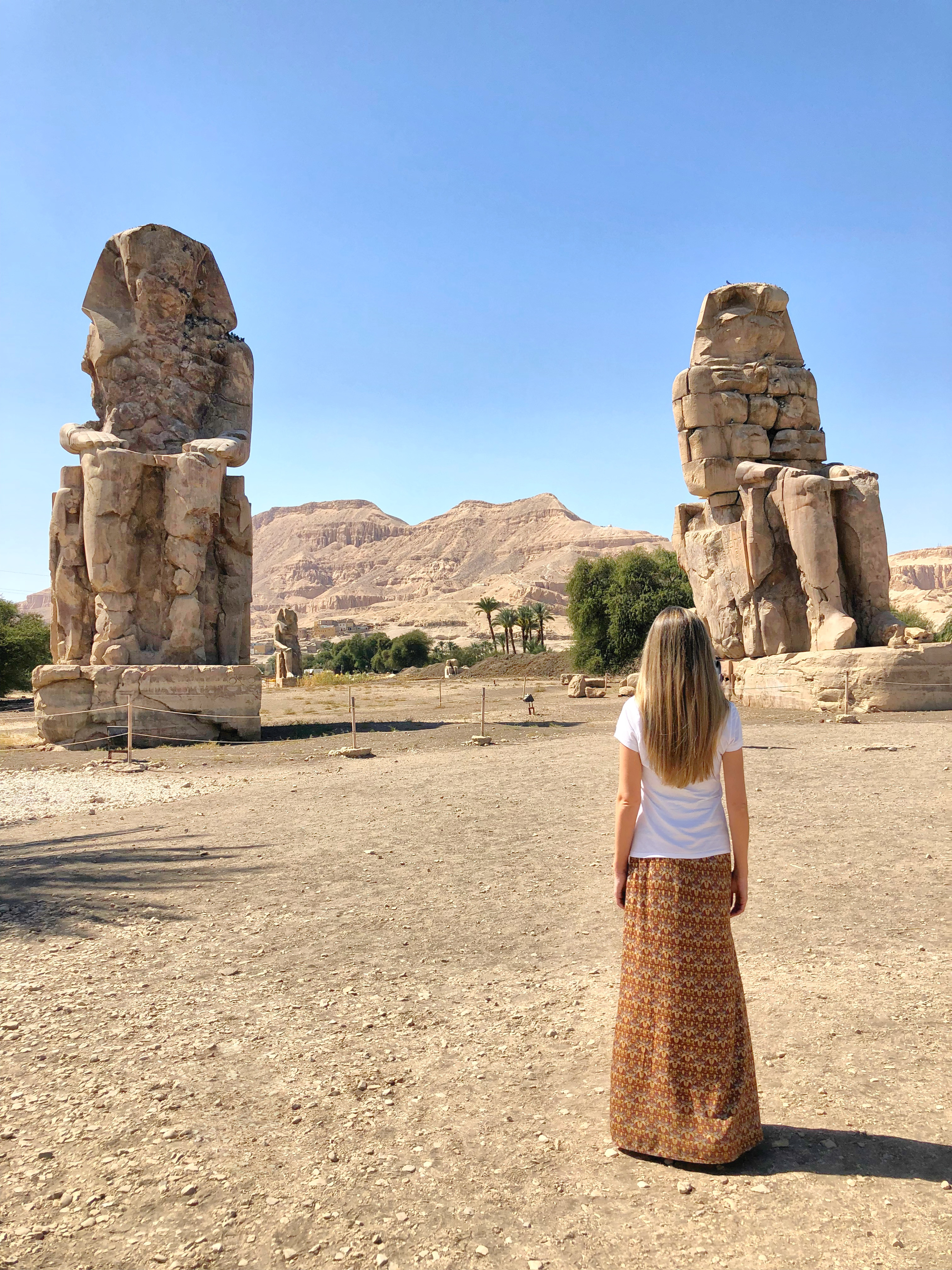 Colosos de Memnon 10 sitios imperdibles